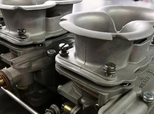 Carburettor Overhaul